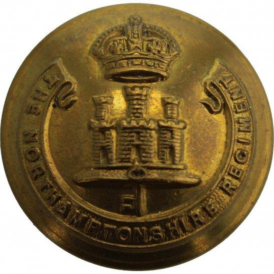 Northamptonshire Regiment Northamptonshire Regiment Northampton Tunic Button - 26mm