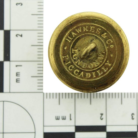 additional image for VICTORIAN Royal Dublin Fusiliers Tunic Button - 26mm