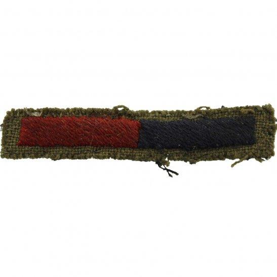 Royal Artillery WW2 Royal Artillery Regiment Cloth Arm of Service Strips Stripes