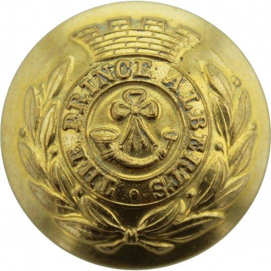 Somerset Light Infantry Somerset Light Infantry Regiment Tunic Button - 26mm