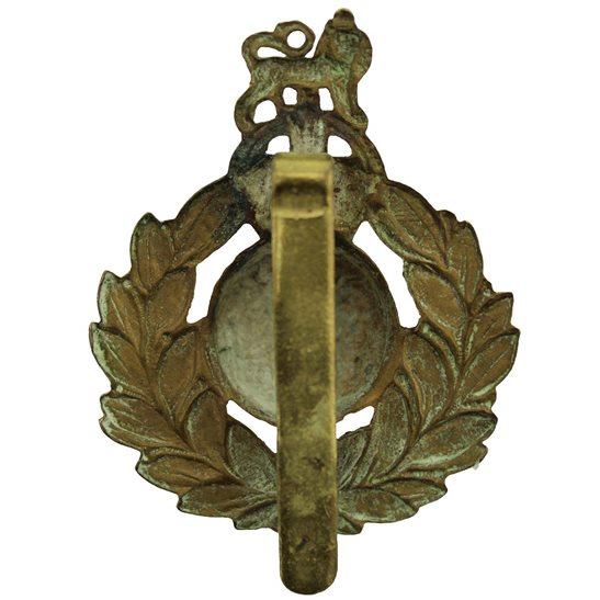 additional image for Royal Marines Corps Cap Badge - SLIDER VERSION