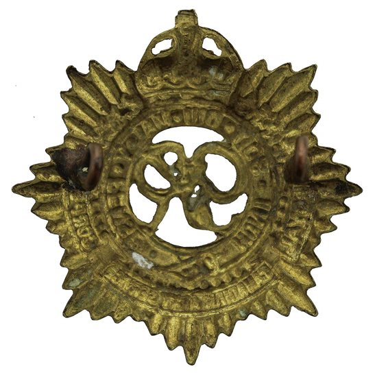 additional image for WW2 Royal Canadian Army Service Corps RCASC Canada CEF Cap Badge