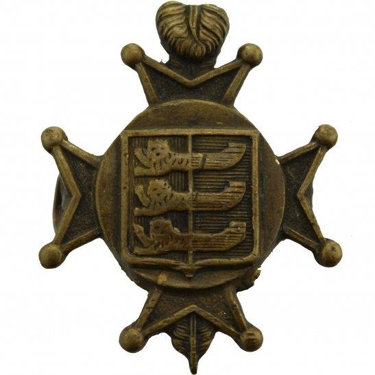 Royal Sussex WW1 5th Cinque Ports Battalion, Royal Sussex Regiment Collar Badge