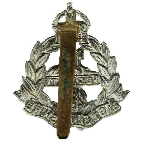 additional image for WW2 East Lancashire Regiment Cap Badge