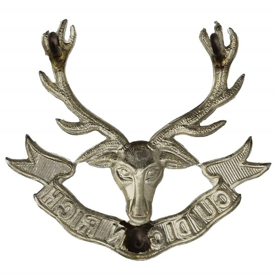 additional image for Seaforth Highlanders Regiment Cap Badge 3X LUGS VERSION