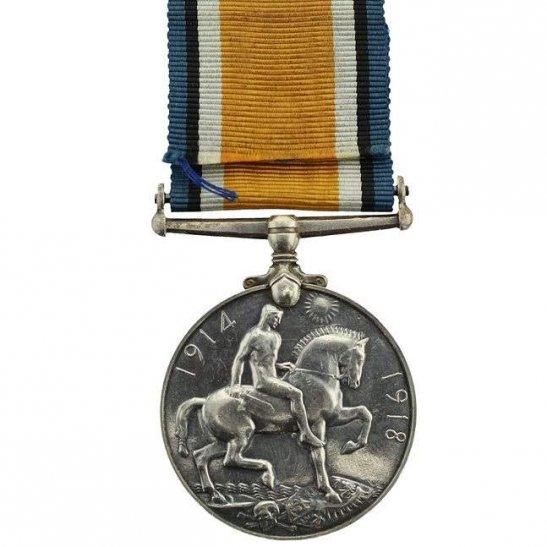 additional image for WW1 ERASED Blank Spare Gap-Filler British War Medal BWM