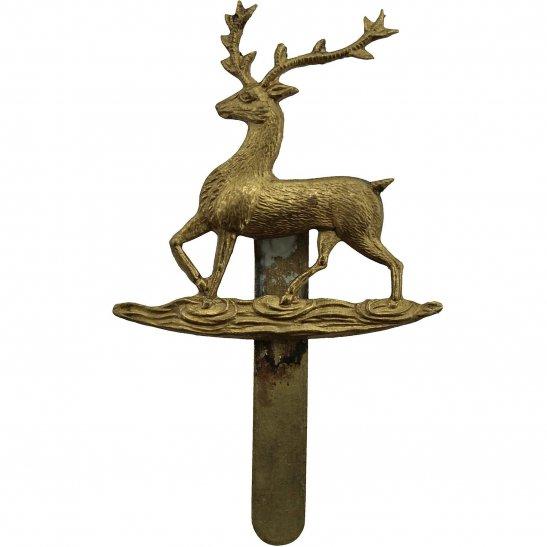 Hertfordshire Yeomanry Hertfordshire Yeomanry Regiment Cap Badge