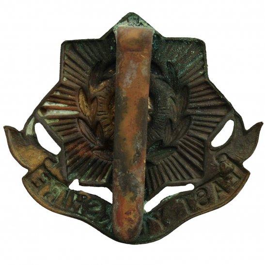 additional image for WW2 East Yorkshire Regiment Cap Badge