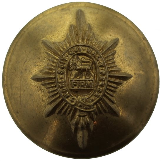 Worcestershire Regiment WW2 Worcestershire Regiment Tunic Button - 26mm
