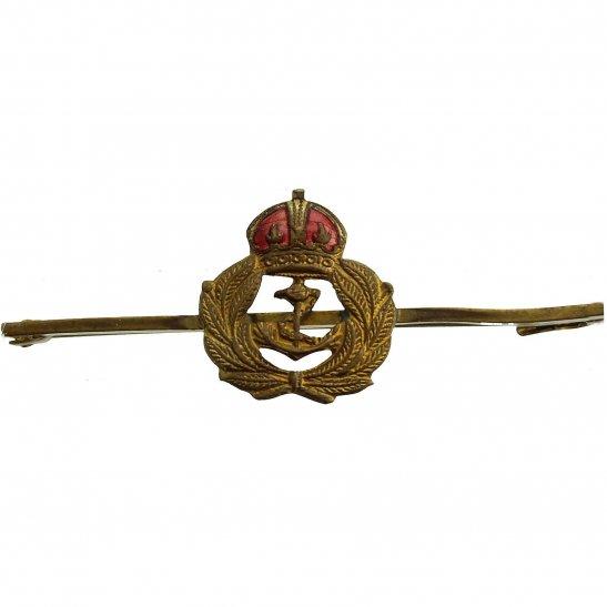 Merchant Navy WW1 British Merchant Navy MN Naval Sweetheart Brooch