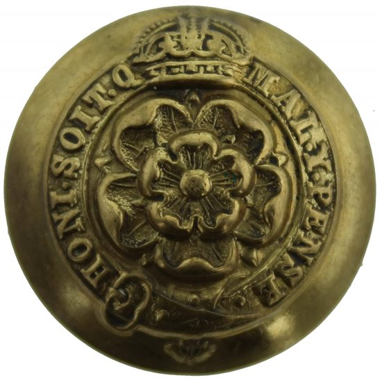 Royal London Fusiliers Royal London Fusiliers Regiment Tunic Button - 26mm