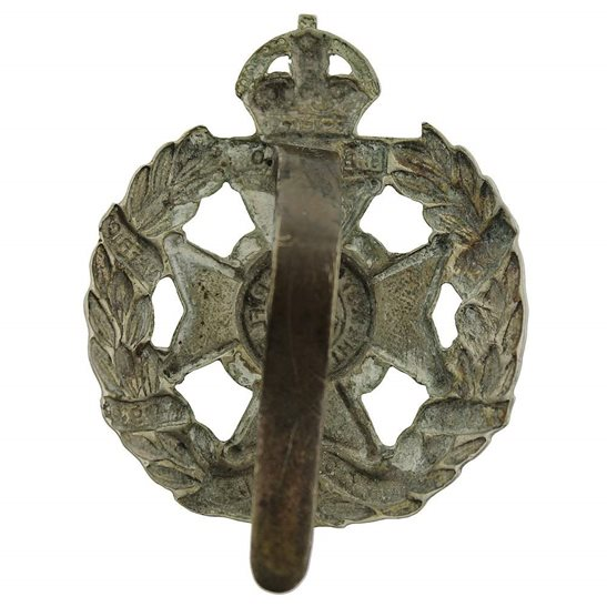 additional image for WW1 Post Office Rifles, 8th Battalion London Regiment Cap Badge