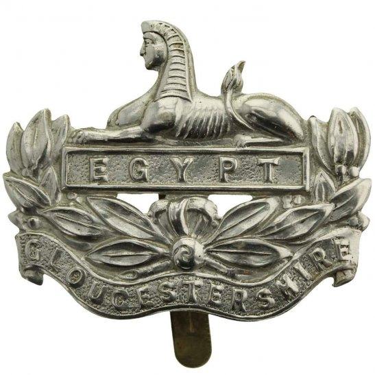 Gloucestershire Regiment WW2 Gloucestershire Regiment Cap Badge