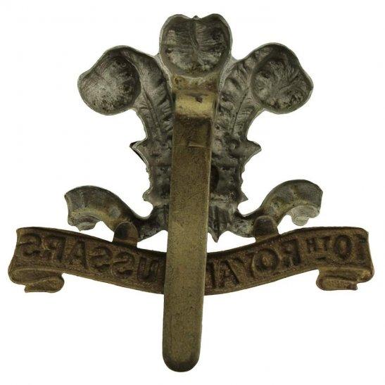 additional image for 10th Royal Hussars Regiment Cap Badge