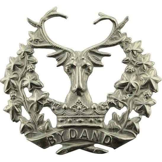 Gordon Highlanders Gordon Highlanders Regiment Cap Badge