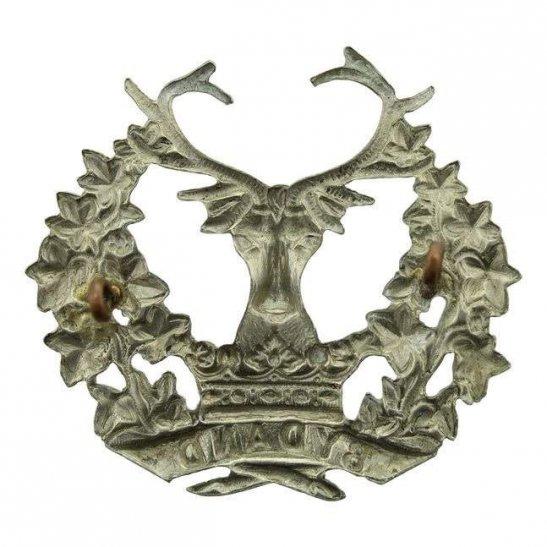 additional image for Gordon Highlanders Regiment Cap Badge