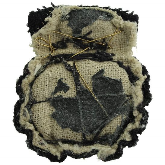 additional image for British Merchant Navy MN Naval Cloth Bullion & Metal Cap Badge