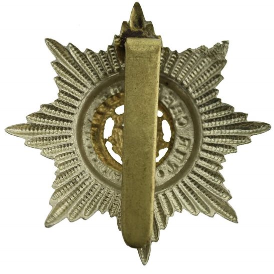 additional image for WW2 Cheshire Regiment Cap Badge