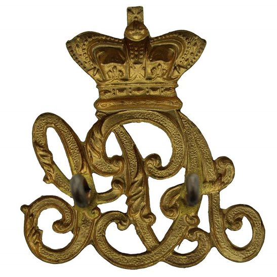 additional image for VICTORIAN Army Pay Corps APC Cap Badge - QVC
