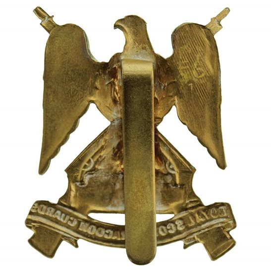 additional image for Royal Scots Dragoon Guards Regiment Cap Badge