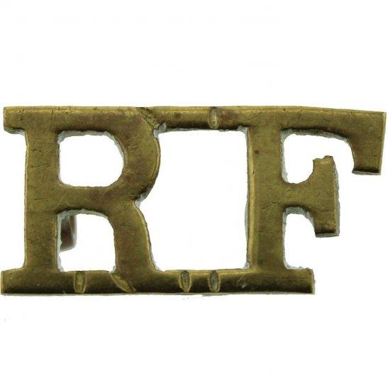 Royal London Fusiliers Royal London Fusiliers Regiment Shoulder Title