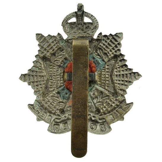 additional image for The Border Regiment Cap Badge