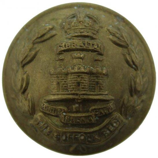 Suffolk Regiment Suffolk Regiment Tunic Button - 26mm