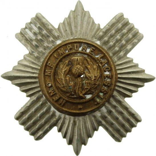 Scots Guards Scots Guards Regiment (Scottish) NCOs Bi-metal Collar Badge
