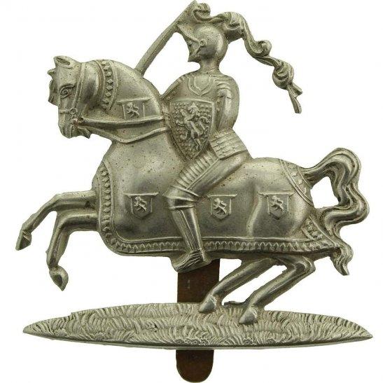 Fife and Forfar Yeomanry Fife and Forfar Yeomanry Regiment Scottish Cap Badge