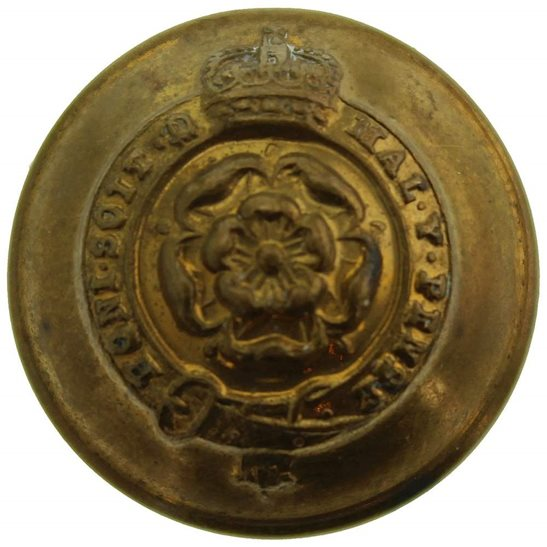 Royal London Fusiliers Royal London Fusiliers Regiment SMALL Tunic Button - 19mm