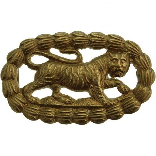 Leicestershire Regiment Leicestershire (Leicester) Regiment Collar Badge