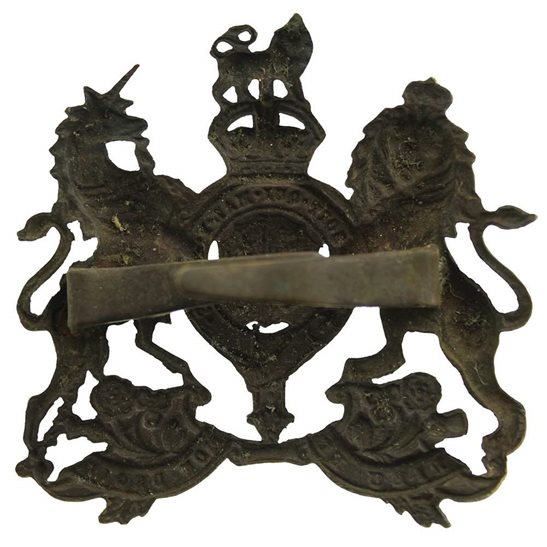 additional image for General Service Corps (Regiment) OFFICERS Bronze Cap Badge