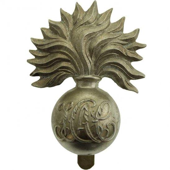 Honourable Artillery Company HAC WW1 Honourable Artillery Company HAC WHITE METAL Cap Badge