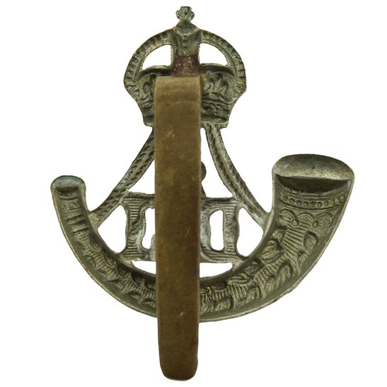 additional image for Durham Light Infantry DLI Regiment Cap Badge