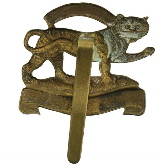 additional image for Leicestershire Regiment Cap Badge