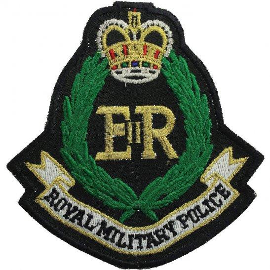 Royal Military Police RMP Royal Military Police RMP Corps Cloth Veterans Blazer Badge Patch