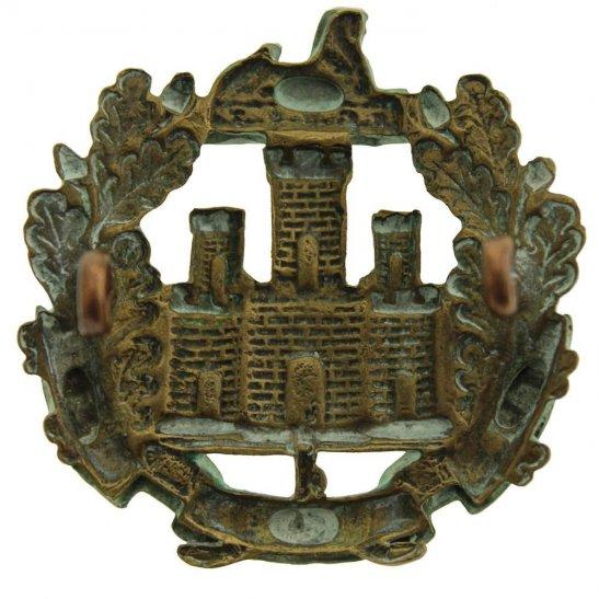 additional image for WW1 Essex Regiment Cap Badge - LUGS VERSION