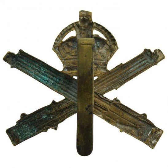additional image for WW1 Machine Gun Corps MGC Cap Badge