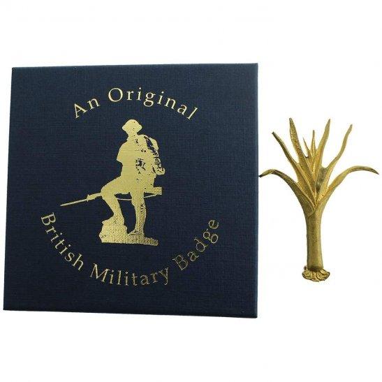additional image for Welsh Guards Regiment Cap Badge in Presentation & Gift Box