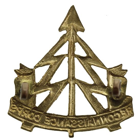 additional image for WW2 Reconnaissance Corps Cap Badge