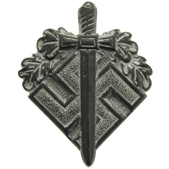 WW2 German Army WW2 German Veteran Association NAZI Contribution Tinnie Badge