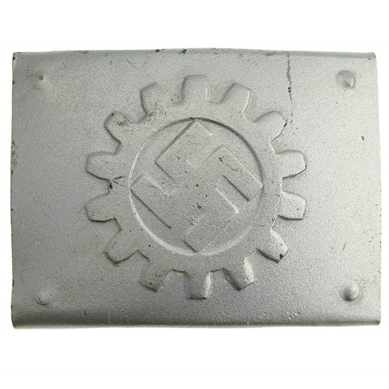 WW2 German Army WW2 NAZI German Labour Front DAF Belt Buckle