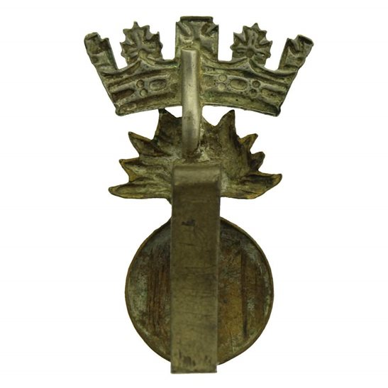 additional image for WW1 Royal Irish Fusiliers RIF Regiment Cap Badge
