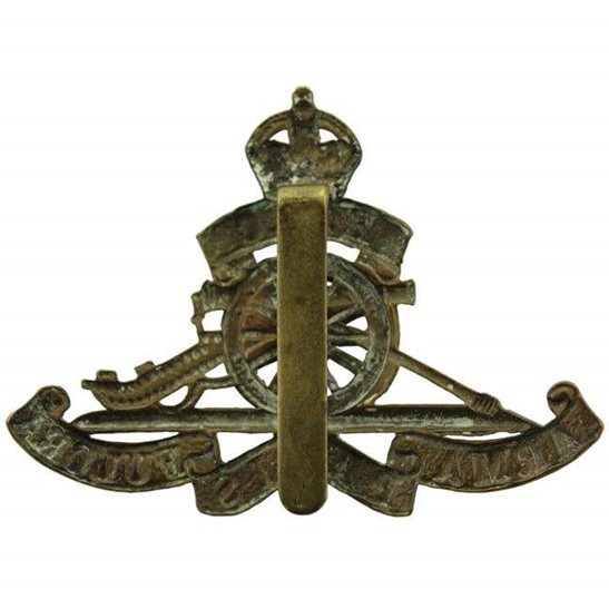 additional image for WW1 Honourable Artillery Company HAC Cap Badge