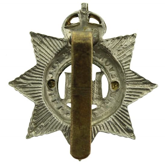additional image for WW2 Devonshire Regiment Cap Badge