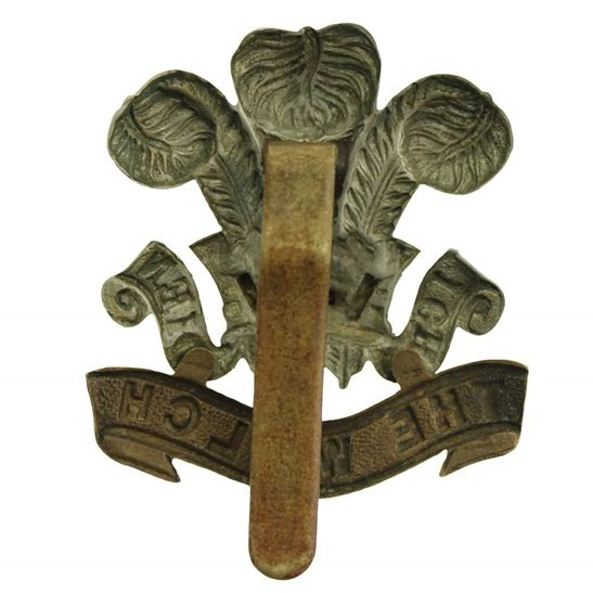 additional image for WW2 Welch Regiment (Welsh) Cap Badge