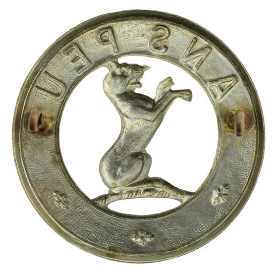 additional image for 4th / 5th Territorial Battalion, Seaforth Highlanders Regiment Cap Badge (1920-1946)