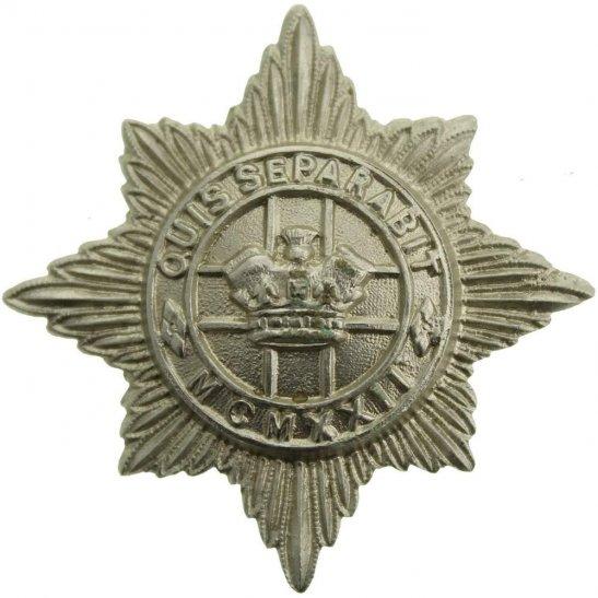 4th/7th Royal Dragoon Guards 4th/7th Royal Dragoon Guards Regiment Cap Badge - LUGS VERSION