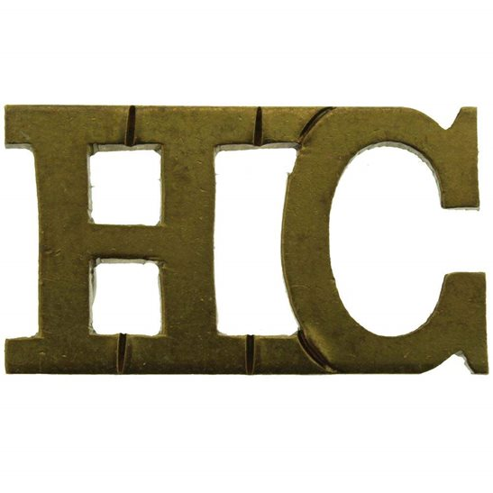 Home Counties Reserve Home Counties Reserve Regiment HC Shoulder Title