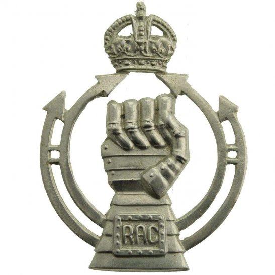 Royal Armoured Corps WW2 Royal Armoured Corps RAC Cap Badge